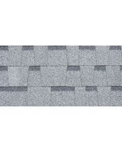 Pabco - Premier Laminate Roofing - Weathered White - 30 Year  (4 bndl per sq)