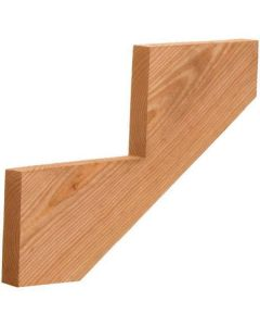 2-Step Outdoor Select Stair Riser