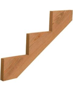 3-Step Outdoor Select Stair Riser