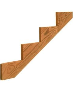 4-Step Outdoor Select Stair Riser