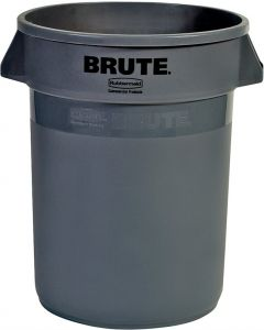 Brute - 32Gal Garbage Can/Container #263200 (Lid Sold Seperately)