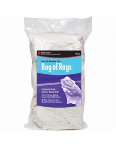 Buffalo - Rags - New Bleached Knit #60200 - 1lb