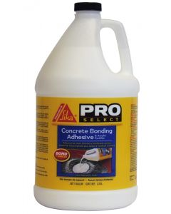 Sika - Latex Concrete Bonding Adhesive and Acrylic Fortifier - 1Gal