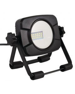 PZ - Work Light with Stand & 5' Cord - LED 1000 Lumen -