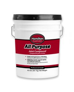 Hamilton - All Purpose Joint Compound - 5 Gal - 65lb Bucket