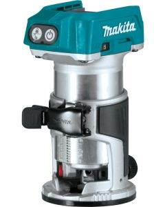 Makita - XTR01Z - Compact Plunge Router - 18V (Tool Only)