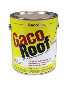 Gacoroof Silicn Roof Ctg Wht Gl