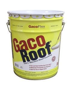 Gacoroof Silicn Roof Ctg Wht 5G