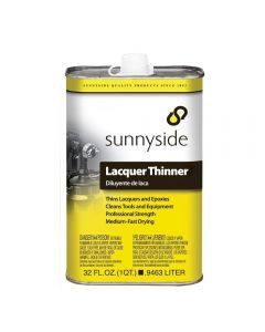 Lacquer Thinner Qt 45732