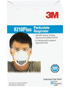 3M - Respirator Mask - Particulate - Disposable (20/Box)
