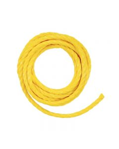 """Rope - Hollow Braided Poly - 1/4""""x100'"""