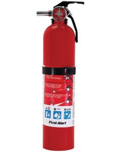 First Alert - Fire Extinguisher - Home - 2.5lb Capacity - Rate 1-A:10B:C w/Bracket