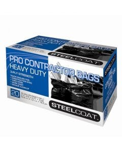 Petoskey - 42 Gal - Contractor Trash Bags - 3Mil - 20ct