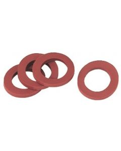 """Gilmour - Rubber Hose Washer - Red - 3/4"""" - #01RW"""