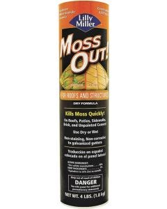 Lilly Miller - Moss Out Granules - 4000sqft - 4lb